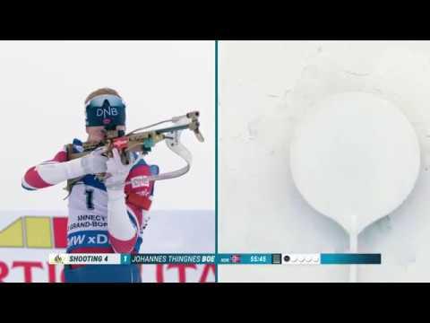 Hurtigruta Carglass Skiskyting Stående
