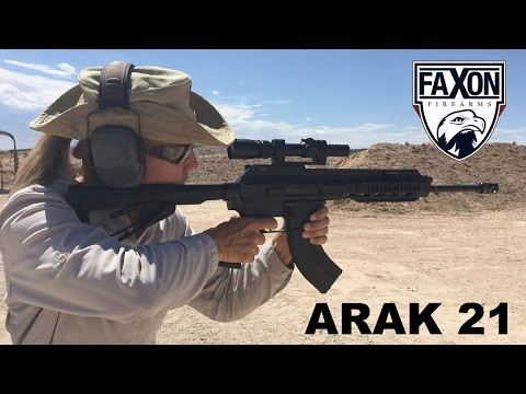 Faxon ARAK 21 Overview Video