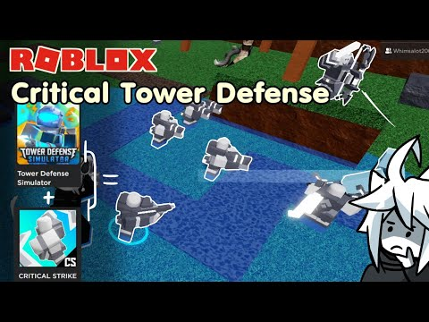 ROBLOX- -Critical-Tower-Defens