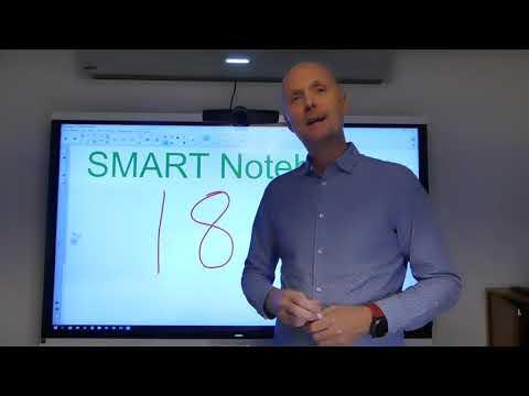 SMART Notebook 18 gratis!