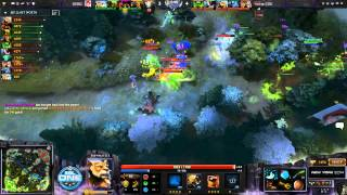 Gerg vs Complexity Game 1 - ESL One New York US Qualifier @GotCowDota