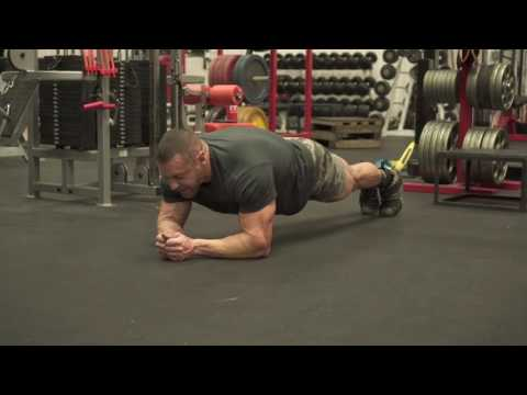 How to Perform a Plank For Six Pack Abs