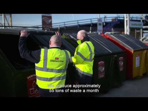 Stena Line Holyhead Port – leading the way in sustainability