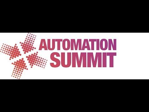 Automation Summit 2018, Svenska Mässan, Göteborg