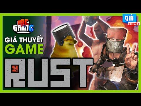 Giả Thuyết Game: Rust - Bí Ẩn Hòn Đảo Của Người Bất Tử | meGAME
