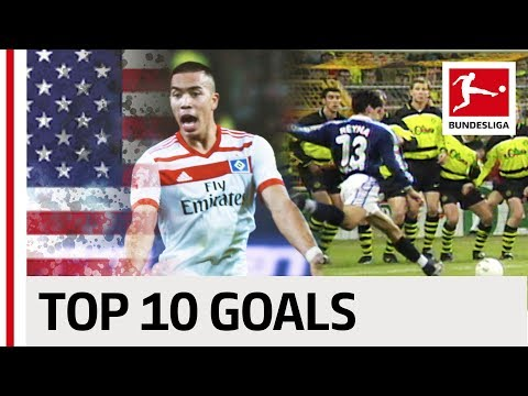 Top 10 US Goals - Thanksgiving Special