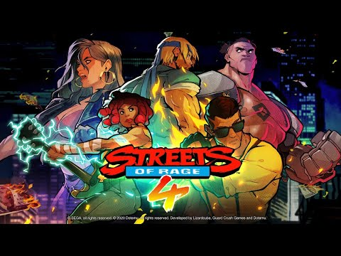 UNBOXING STREET OF RAGE 4 Y...