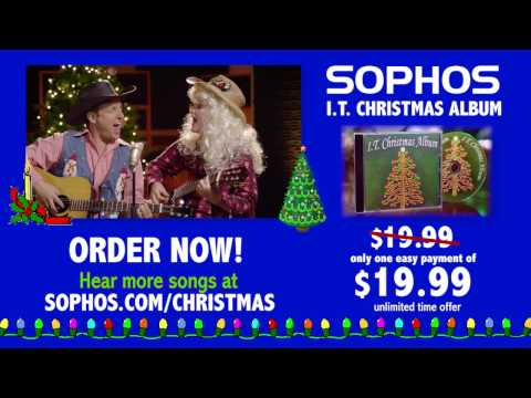 The Sophos IT Christmas Album