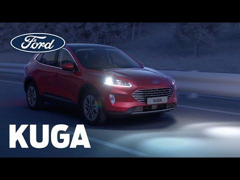 Der neue Ford Kuga | Fahrspur-Assistent | Ford Austria