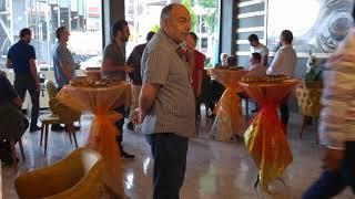 Kalyon Mangal&Cafe Hizmete açıldı