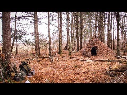 Bushcraft Campsite Work (Part 4)