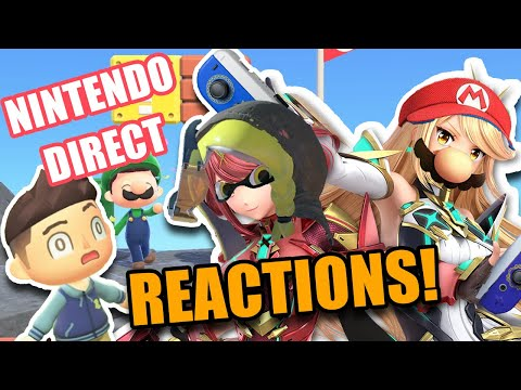 These Joycons are Amazing : Nintendo Direct Feb 2021 Reactions