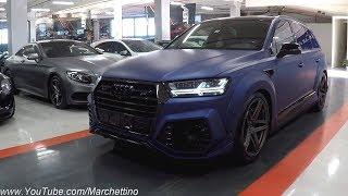 Audi SQ7 ABT – Il SUV Diesel più Potente al Mondo! [Test Drive]