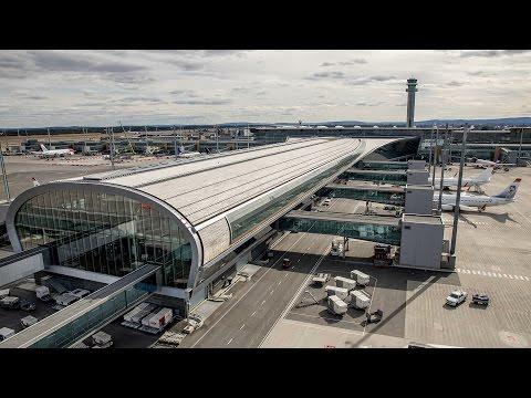 Offisiell åpning nye Oslo lufthavn