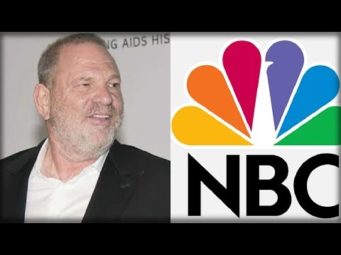 NBC IS FINISHED! THIS DISGUSTING NEW WEINSTEIN REVELATION IS ABOUT TO BRING DOWN THE WHOLE NETWORK