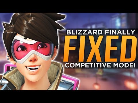 connectYoutube - Overwatch: Has Blizzard FINALLY Fixed Ranked Mode!?