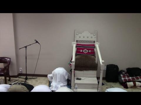 MIC Live Taraweeh - Reciter: Hamzah Elhabashy (Surah Sa'ad Ayah 43 till Surah Fussilat Ayah 11)