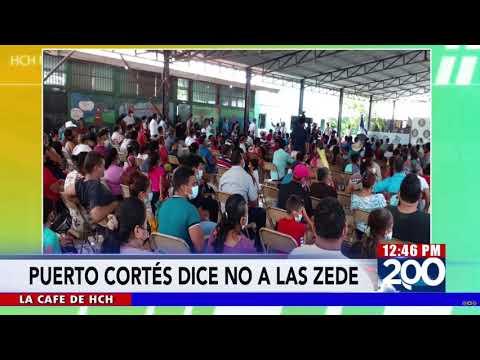 Puerto Cortés dice NO a las ZEDES