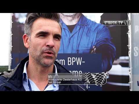 BPW beim Truck-Grand-Prix 2017