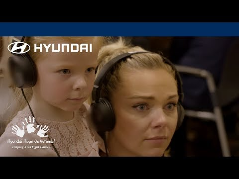THESE HEROES DON'T WEAR CAPES THEY WEAR LAB COATS | HYUNDAI HOPE ON WHEELS