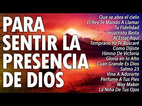 LA CANCIÓN CRISTIANA 2021 MÁS HERMOSA DEL MUNDO - MUSICA CRISTIANA DE ADORACION Y ALABANZA 2021