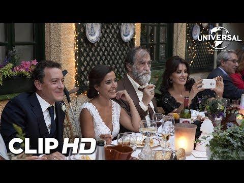 """TODOS LO SABEN - Clip 2 """"La boda"""""""