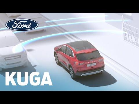 Der neue Ford Kuga | Assistenzsystem zur Kollisionsvermeidung | Ford Austria