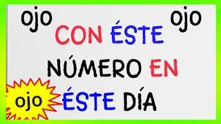 un SÓLO NÚMERO..! NÚMEROS GANADORES/ SORTEOS de las LOTERÍAS/ RESULTADOS de las LOTERÍAS/PREMIOS HOY