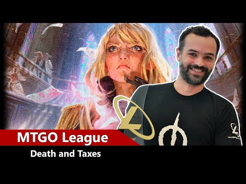 MTGO Legacy League - Death and Taxes | Ep. 06