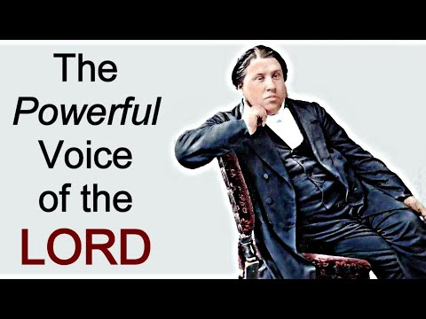 The Majestic Voice - Charles Spurgeon Sermon
