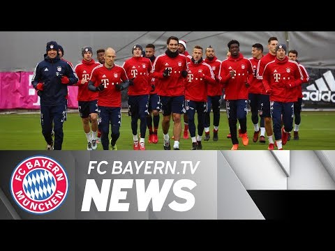 FC Bayern's final dash to the winter break
