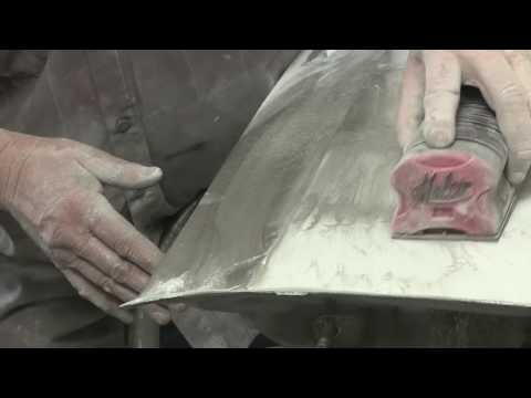 Malco Conformable Sander technical video at Peters Body Shop
