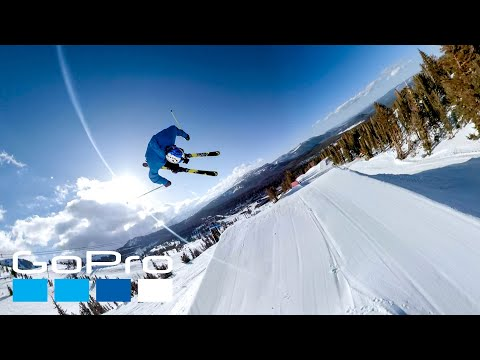 GoPro: Mammoth Park Takeover with the GoPro Snow Team