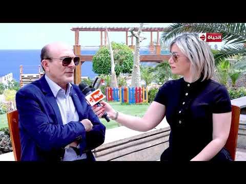 عين - الفنان محمد صبحي: هذا المهرجان أثبت أننا نحتاج لأكثر من مهرجان للمسرح