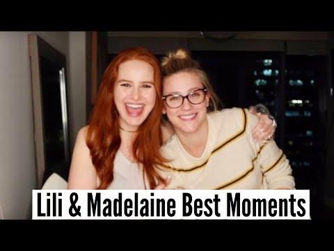 connectYoutube - Lili Reinhart & Madelaine Petsch | Best Moments