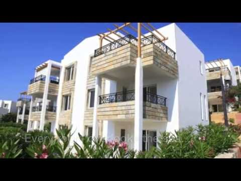Sea view apartment a stone's throw from Bodrum's Palmarina