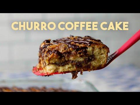 Churro Coffee Cake ? Tasty Recipes