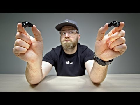These Tiny Earbuds Raised $2.7 Million Dollars...