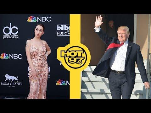 Bhad Bhabie Feels Snubbed From XXL Freshman List + Donald Trump Shows Kim Jong Un A Movie Trailer?