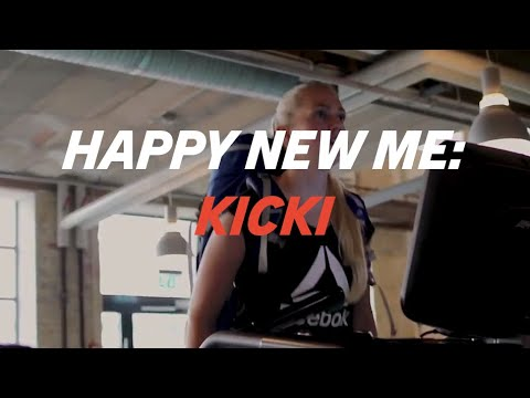 Happy New Me: Kicki | Dansk