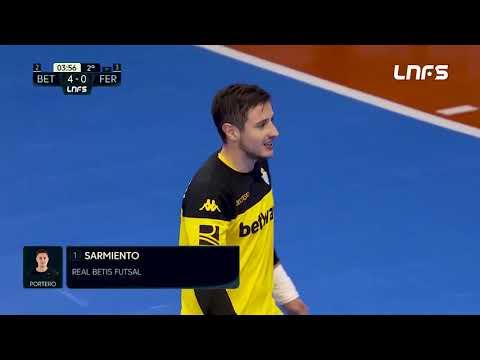 Las Mejores Paradas del Real Betis Futsal en la Temporada 20/21