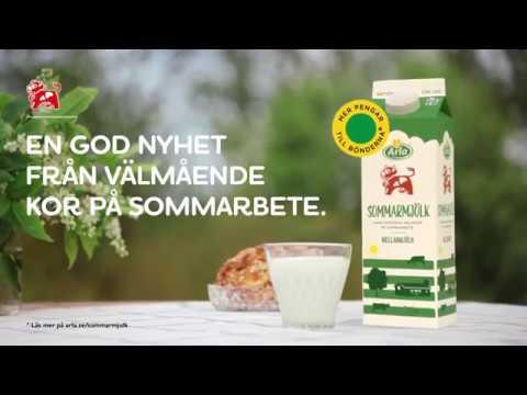 Sommarmjölk | Arla