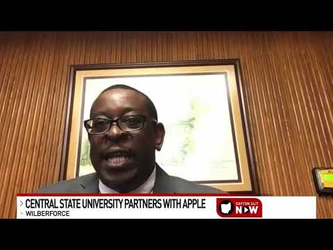 Central State Partners with Apple