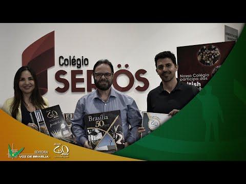 Entrevista com Proprietário e Diretora pedagógica do Colégio Seriös | Jornalista Paulo Fayad. thumbnail