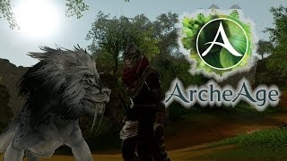 ArcheAge First Impressions!