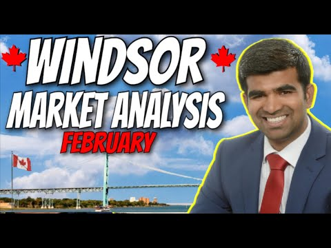 Windsor, Ontario February Real Estate Market Analysis photo