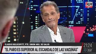 Luis Novaresio mano a mano con Belocppitt - Dicho Esto (22/03/2021)