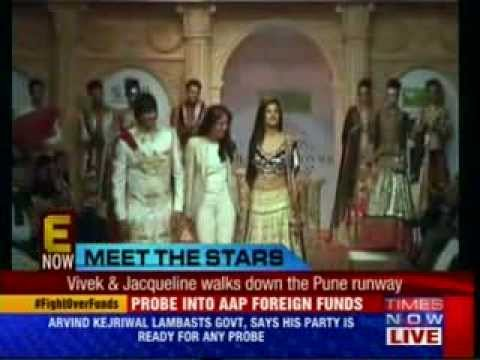 ABIL PUNE FASHION WEEK on Times Now