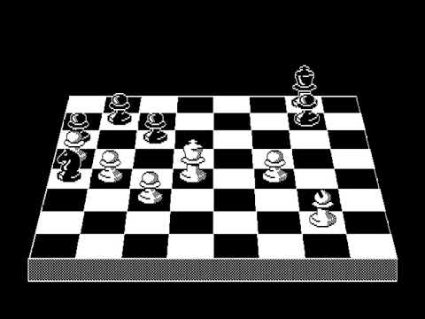 Psion Chess (Richard Lang, Psion Software) (MS-DOS) [1985]