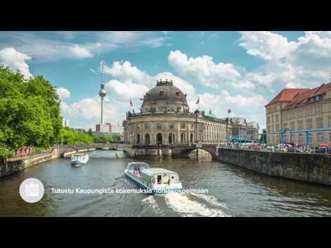 Tutustu Kaupungista kokemuksia -lomakokoelmaan